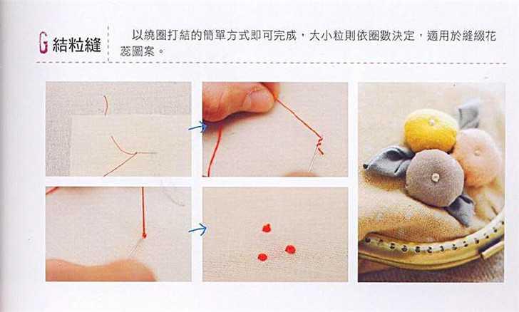 手工缝纫技巧及简单的手工缝纫针法